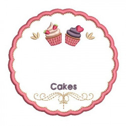 CUSTOM FRAME FOR CAKES 3