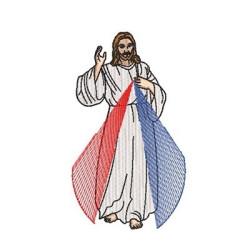 JESUS MISERICORDIOSO 12 CM