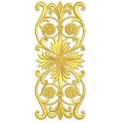 GOLDEN ARABESCO 25 CM