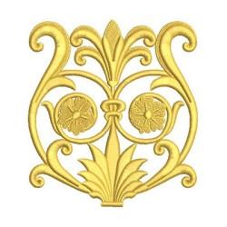 GOLDEN ARABESCO 12 CM