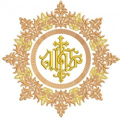 JHS MEDAL 20 CM