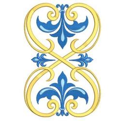 ARABESCO LIS FLOWER 1