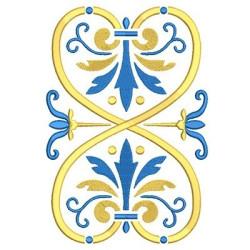 ARABESCO LIS FLOWER 4