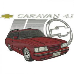 CARRO CARAVAN 10 CARS