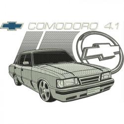 CARRO COMODORO 6 CARROS