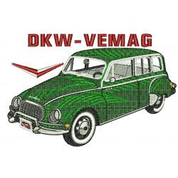 CARRO DKW PERUA 4 CLASSICS