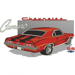 CARRO CAMARO 3 CARS