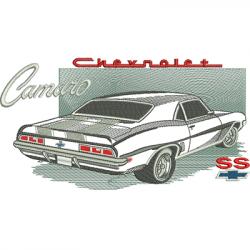 CARRO CAMARO 4 COCHES