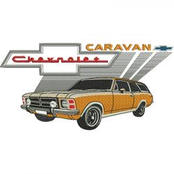 CARRO CARAVAN 3 COCHES