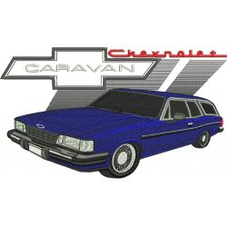 CARRO CARAVAN 12 COCHES