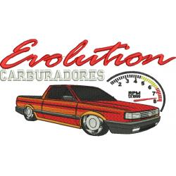 CARRO EVOLUTION SAVEIRO CARROS