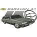 CARRO CARAVAN 13 CARS
