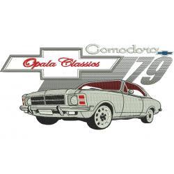 CARRO COMODORO 5 COCHES