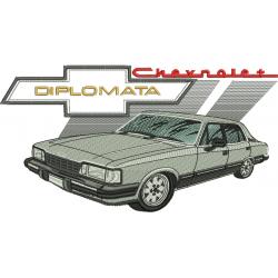 CARRO DIPLOMATA 3 CARS
