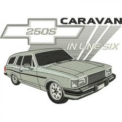 CARRO CARAVAN 5 COCHES