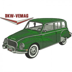 CARRO DKW PERUA CARS