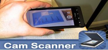 Está sem scanner?