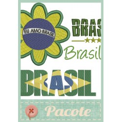 PACKAGE BRAZIL FASHION I