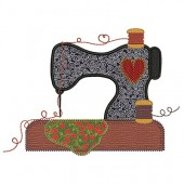 SEWING MACHINE 4 APPLICATIONS