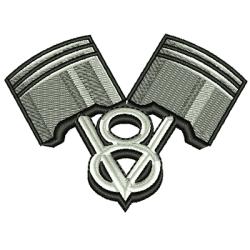 MOTOR V8 8 CM