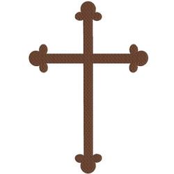 CROSS HOLY TRINITY 17,5 CM STOLES