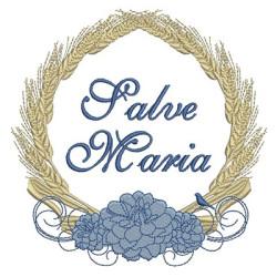 SALVE MARÍA EN PORTUGUÉS 15 CM