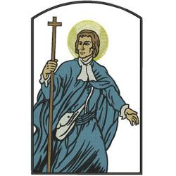 SAINT LUIS MONTFORT HOLY SAINTS