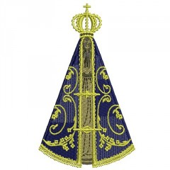 OUR LADY APARECIDA 10 CM