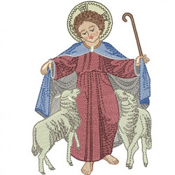 BOY JESUS 14.5 CM