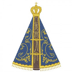 OUR LADY OF APPEARED 10 CM STOLES