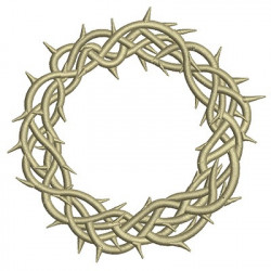 CROWN OF THORNS 13 CM