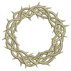 CROWN OF THORNS 13 CM JESUS