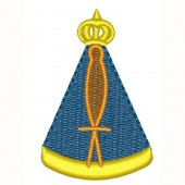 OUR LADY APARECIDA 5 CM