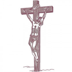 CRISTO CRUCIFICADO Junio 2015