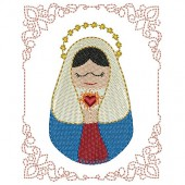 IMMACULATE HEART OF MARY 10CM