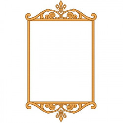 FRAME FOR APPLICATION OF THE PRINTING 2