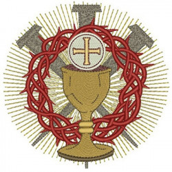 CROWN OF THORNS & CHALICE