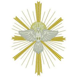 DIVINE HOLY SPIRIT 13 CM