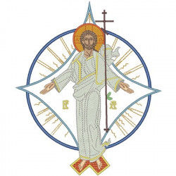 RISEN JESUS 1