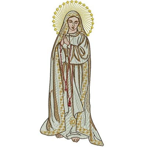 Nossa Senhora De Fatima Parte 1