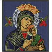 OUR LADY OF PERPETUAL HELP WITH 20 CM COMPLETE 3