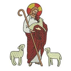 JESUS GOOD SHEPHERD LITTLE April