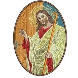 JESUS KNOCK THE DOOR SMALL April