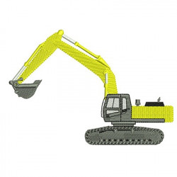EXCAVATOR 15 CM MACHINES AND TRACTORS