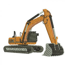 SMALL EXCAVATOR March 2016