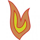 FLAME 13 CM