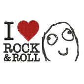 I LOVE ROCK & ROLL