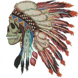 CALAVERA INDIAN 2