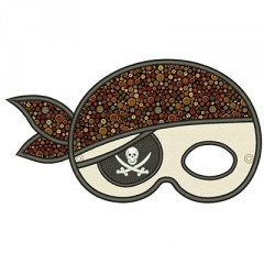 BIG PIRATE MASK