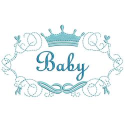 MARCO BABY 13 CM CONTORNEADOS